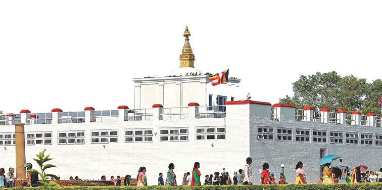 बौद्ध स्थलमा पर्यटकीय पूर्वाधार बन्न आवश्यक