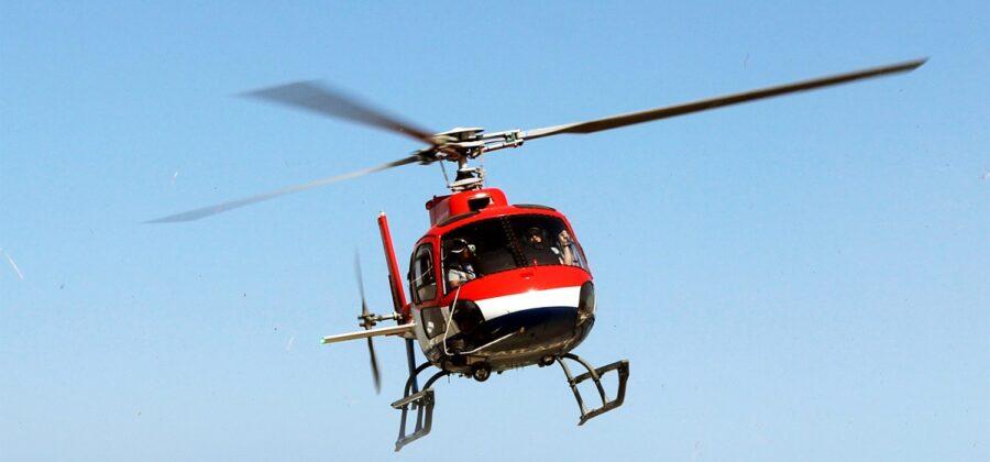 कांग्रेस सभापति देउवा चढेको हेलिकोप्टर गोरखामा आकस्मिक अवतरण…