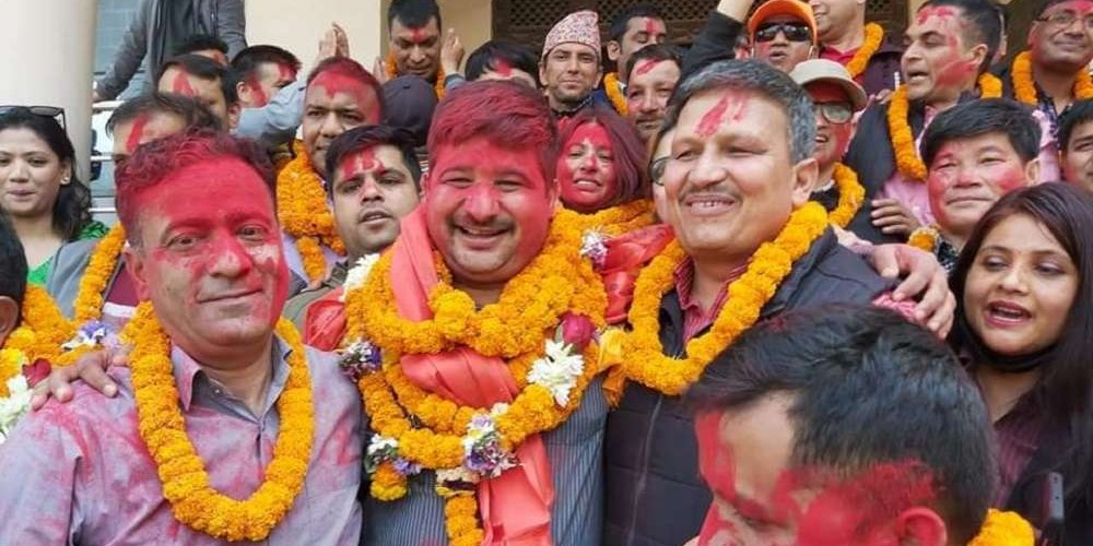 नेपाल पत्रकार महासंघको अध्यक्षमा विपुल पोख्रेल नेतृत्वको संयुक्त प्यानल विजयी