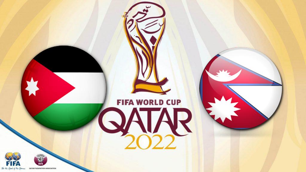 विश्वकप तथा एसियन कप छनोट: भोलि नेपाल र जोर्डन भिड्दै