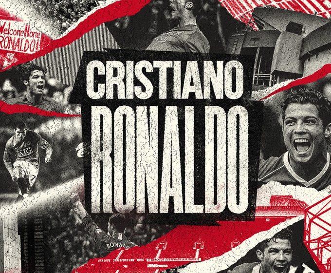 आफ्नो पूर्व क्लब युनाईटेडमा फर्किए स्टार फुटबलर क्रिस्टियानो रोनाल्डो