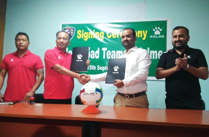 केल्मी र एनआरटीबीच चार वर्षको सहकार्य सम्झाैता