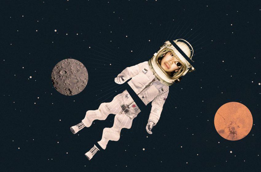 अन्तरिक्षमा  चार सिभिलियन जाँदैछन् ५७५ कि. मि. माथि पृथ्वीको तल्लो आर्बिटमा