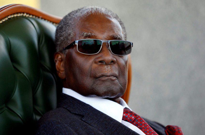 मुगाबेलाई बेलायती कम्पनीले   लाखौं डलर घुस दिन्थे