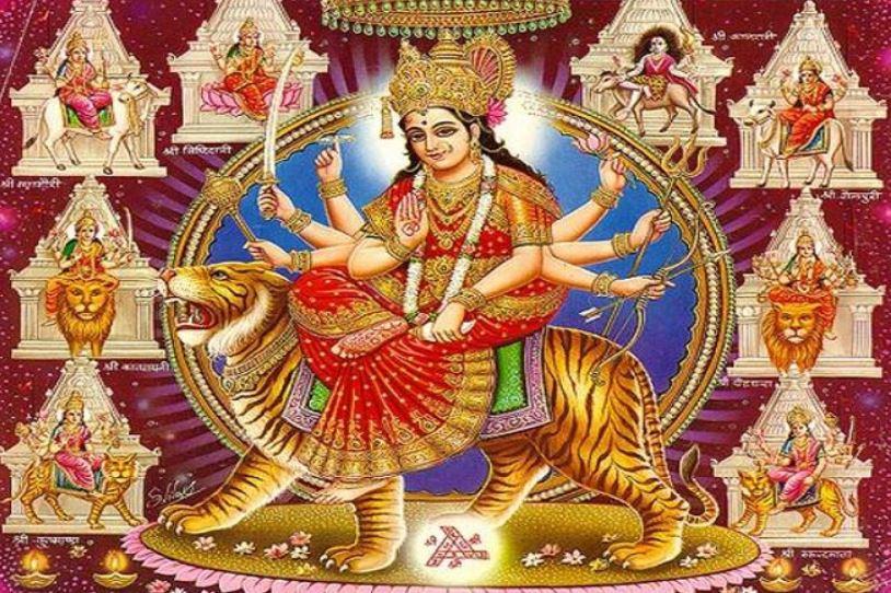 आज नवरात्रको पहिलो दिन : शैलपुत्री देवीको उपासना गरिँदै