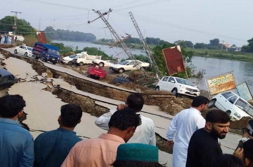 पाकिस्तानमा भूकम्प : २० को मृत्यु, सयौं घाइते
